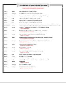 Tuxedo Park FYI | Tuxedo Union Free School District